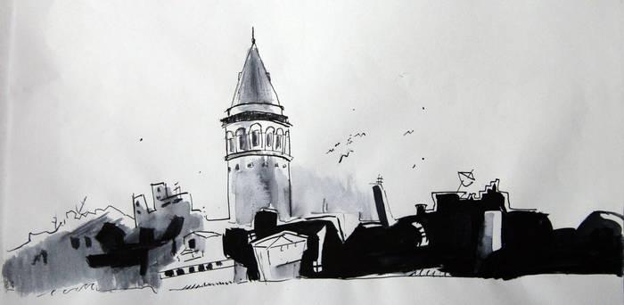 Galata panorama