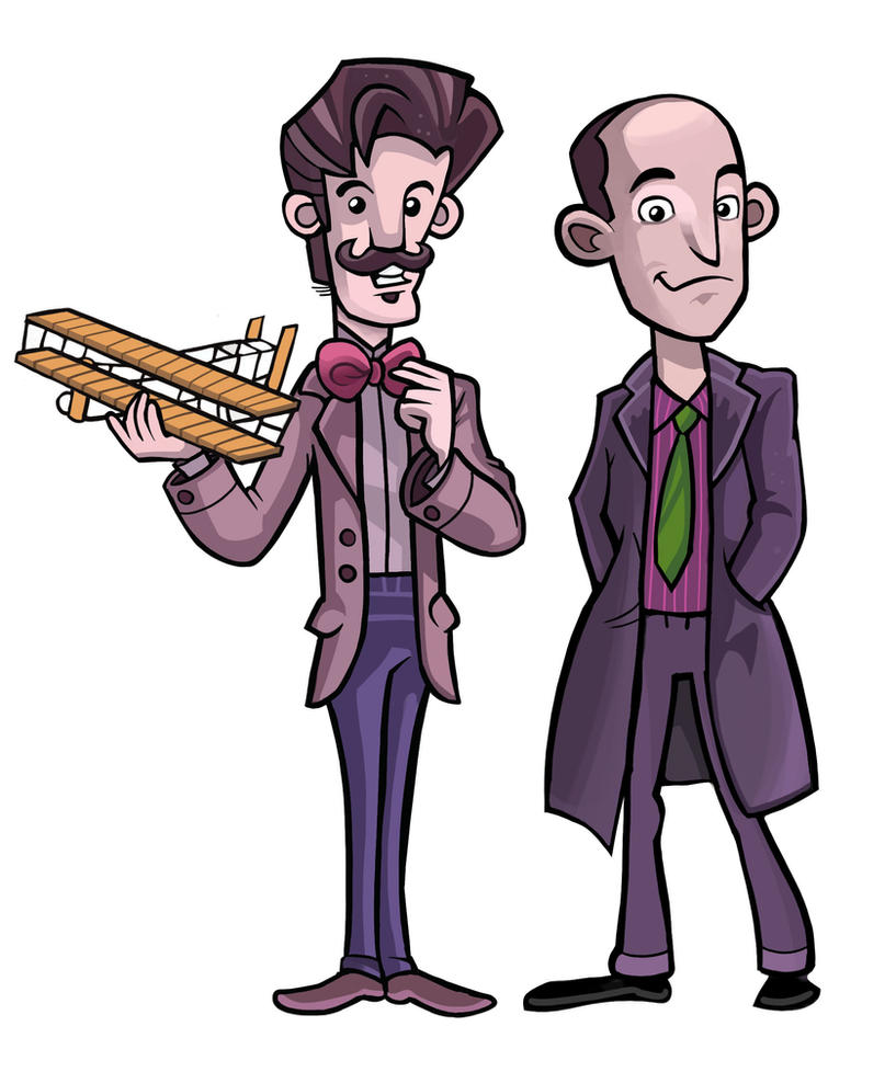 wright brothers by samiatay on deviantart rh samiatay deviantart com Wright Brothers in Color Wright Brothers in Color