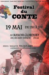 19 mai Manoir Globensky by Maliverne