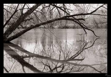 Paysage sans titre by Maliverne