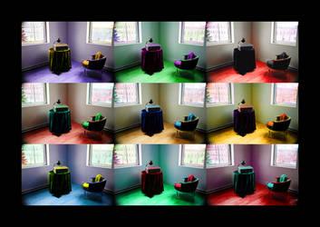 Excursion Warhol by Maliverne