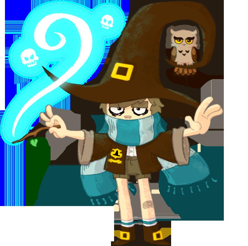 Witchsona by IAmFluffyTheCat