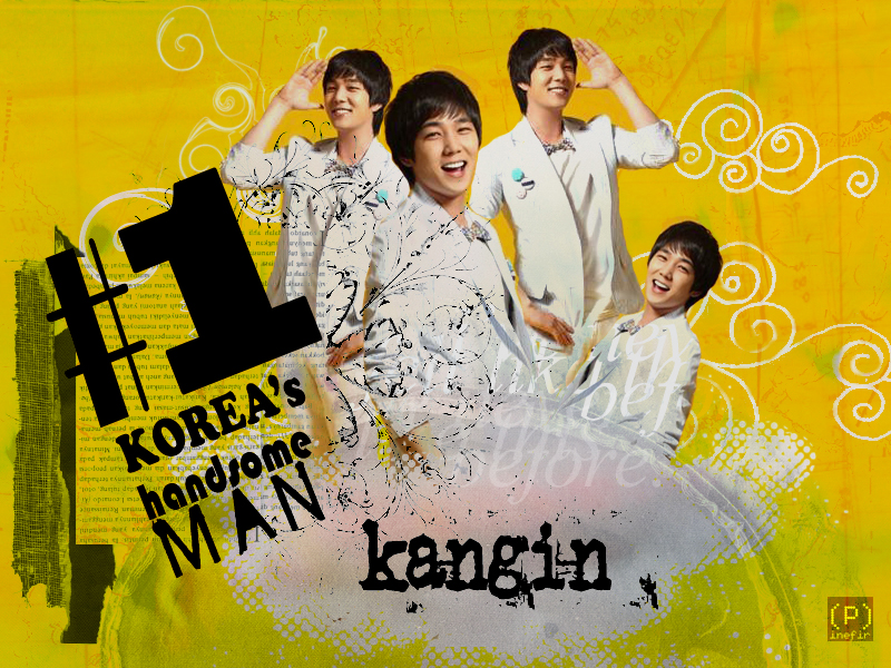 SUJU WP No1 Kangin by pinefir