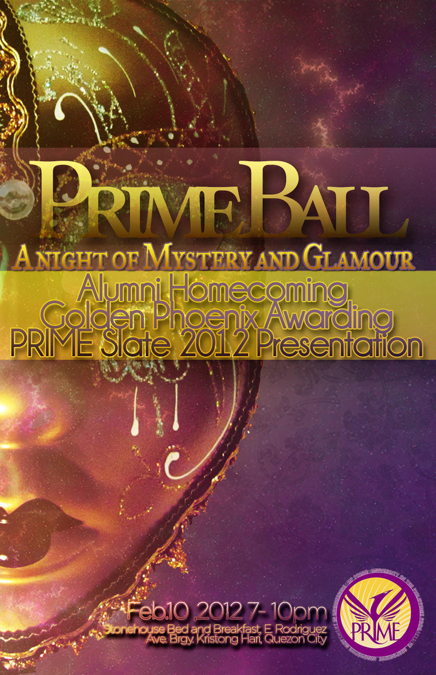 [POSTER] prime ball by pinefir