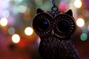Owl by eleseya