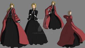 edward gown design