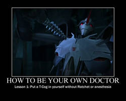 How to be your own Doctor by SuiteOrchestra