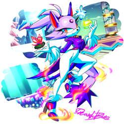 Sonic Rush Adventure by DreamfulBlue