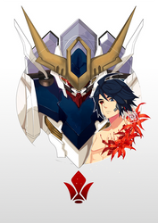 Gundam Iron Blooded Orphans: Keep Moving Forward by littlewinterheart