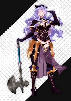 Fire Emblem Warriors: Camilla / Kamira