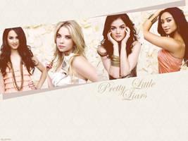 Pretty Little Liars Wallpaper by jennilennox