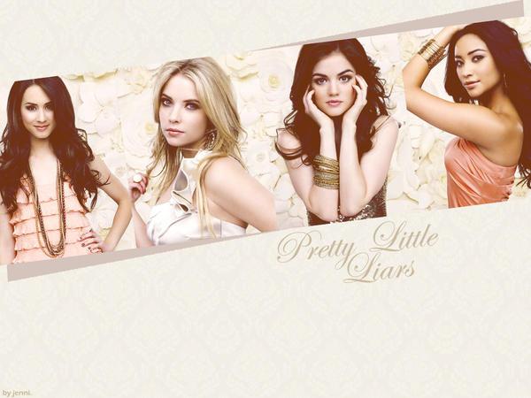 Pretty Little Liars Wallpaper By Jennilennox On Deviantart