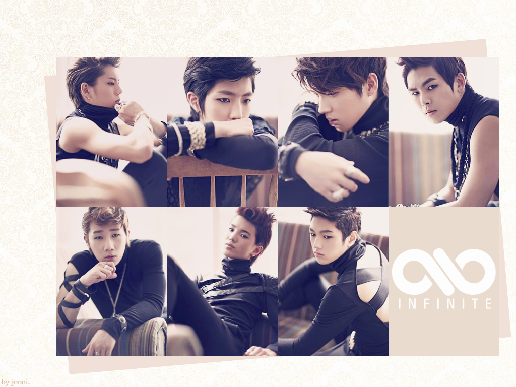 infinite wallpaper  INFINITE