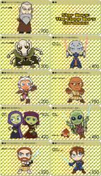 Star Wars:The Clone Wars Carddass by AMAKOMA-YA
