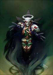 Ragnarok Online : Dark Lord by AMAKOMA-YA