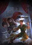 The Dark Eye Cover (Schloss Strobanoff)