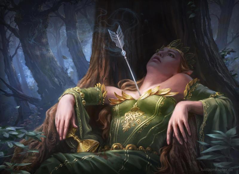 Fantasy porn elves