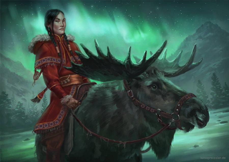 Northern Rider Luisa Preissler by LuisaPreissler
