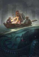 Havena III by LuisaPreissler