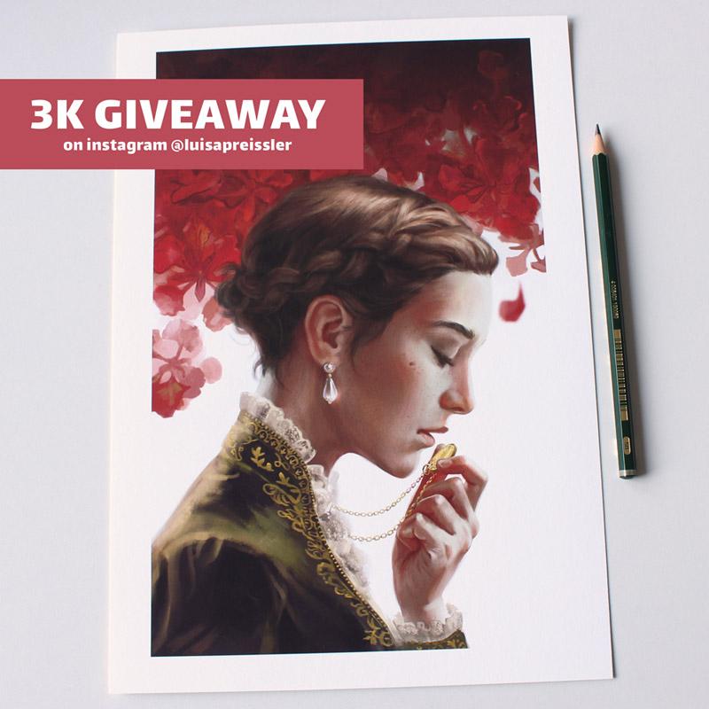 3K Giveaway3 by LuisaPreissler