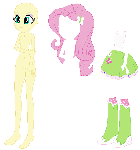 Mlp Equestria Girls Base Ms Paint