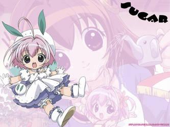 + Sugar Anime Wallpaper + by vanidence