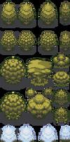 Tree Tiles Ver.10