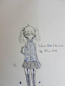 Takane (ene)  fanart