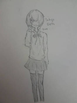 Girl from Tokyo Ghetto