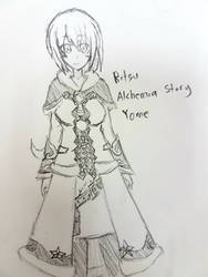 Miki's Partner: Ritsu