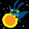 Nom The Sun Icon 2 by MonkeysInPants