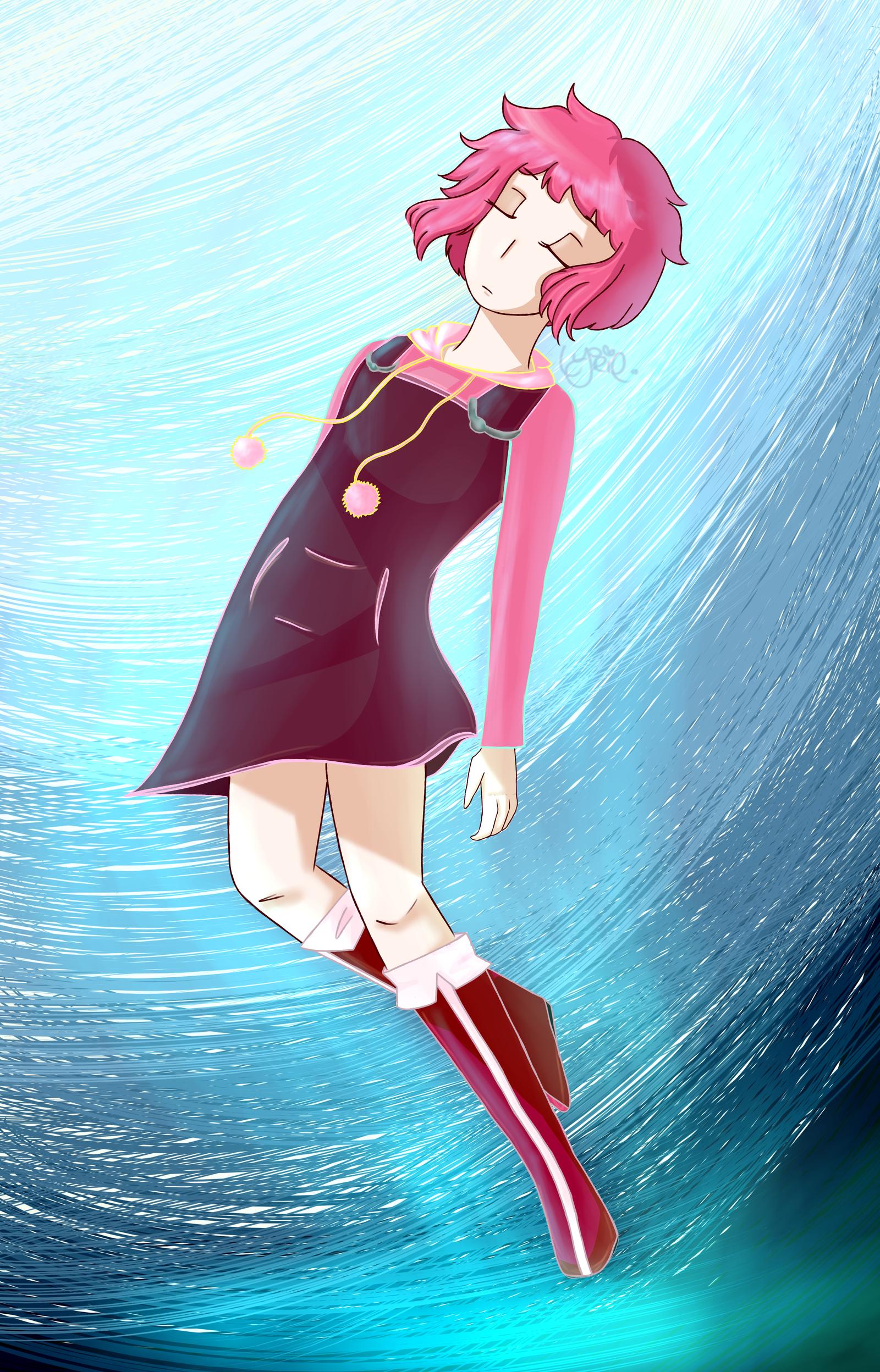 Aelita: Code Lyoko by lypril