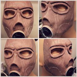 Psycho Bandit Sculpt Progress by Lasrig