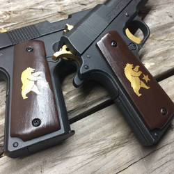 Sequoia Themed Airsoft Guns by Lasrig