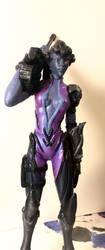 Widowmaker Figurine WIP by Lasrig