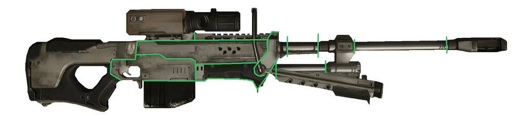 H5 Sniper Slices by Lasrig