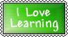 I Love Learning by holls