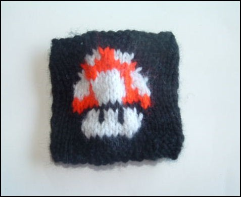 Mario Wristband by holls