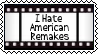 I Hate American Remakes by holls
