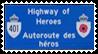 Highway of Heroes by holls