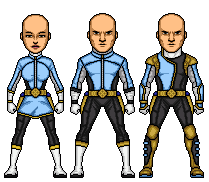 Galactic Rangers Temps by Omniferis
