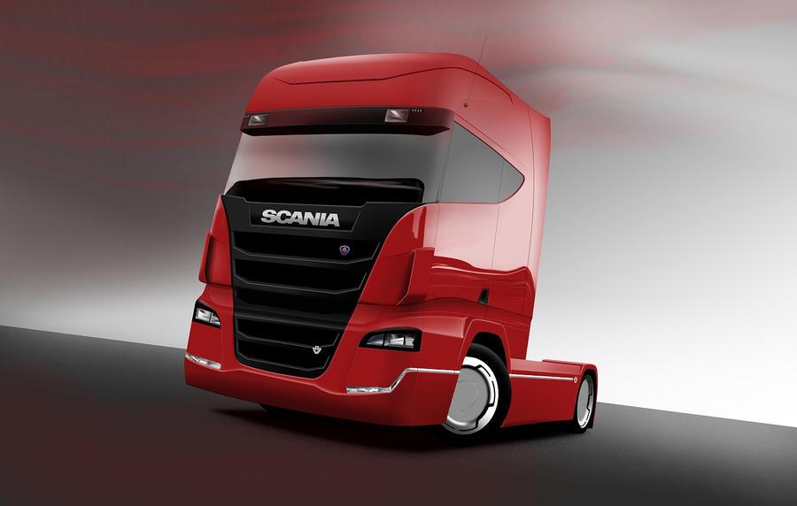 Scania Art by embeembe