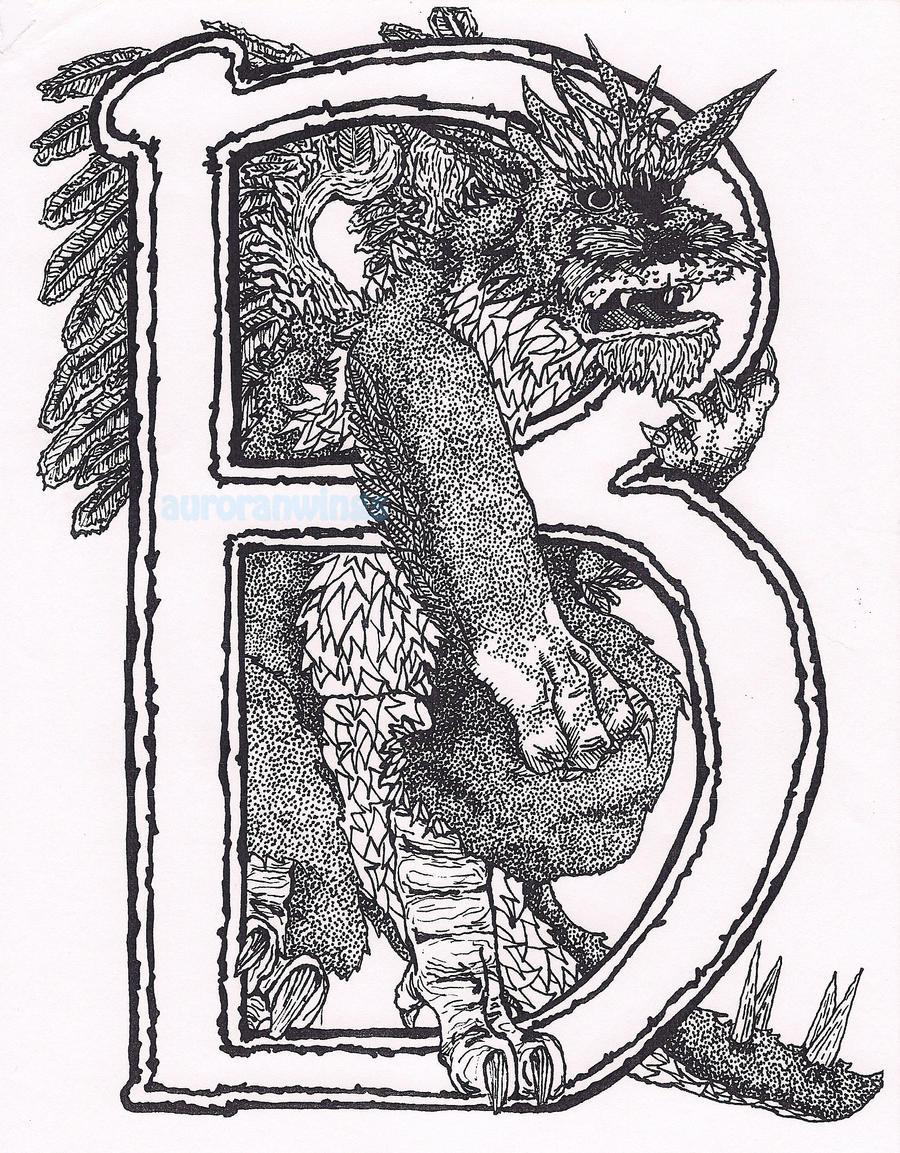 animal alphabet  b  by  B Alphabet Hd Wallpaper