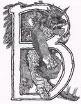 animal alphabet 'b'