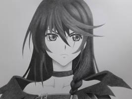 Velvet Crowe by LightningThundra