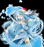 FE: Azura by NeonCelestia20
