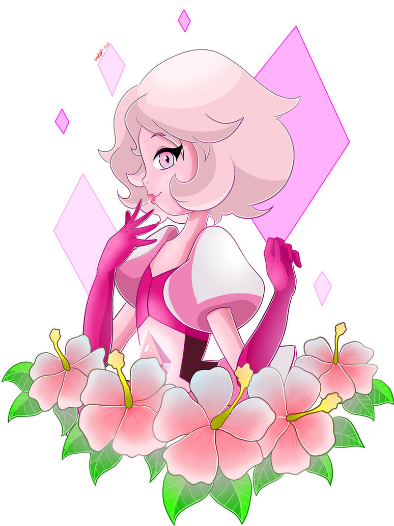 Pink Diamond by NeonCelestia20