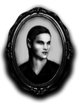 Realistic Drawing -Vampire Portrait '1