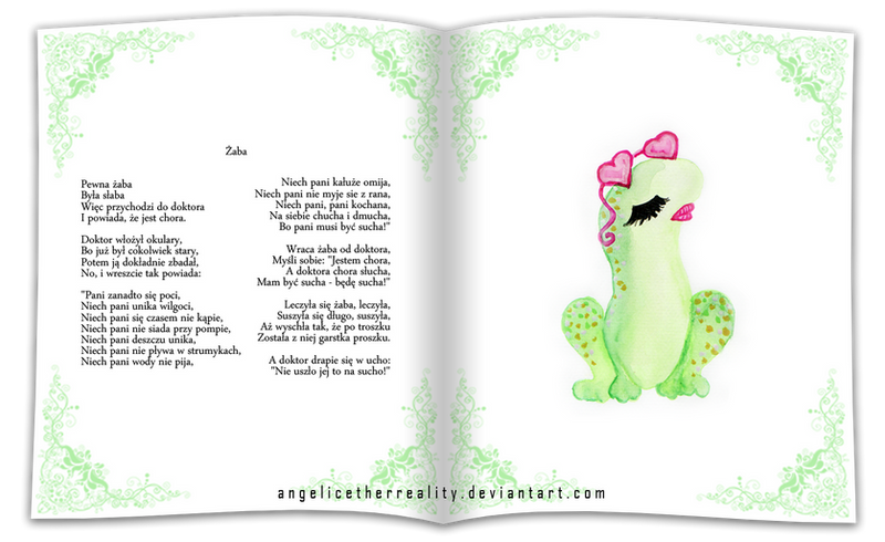 Childrens Book Jbrzechwa Zaba 2 By Angelicetherreality