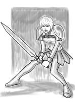 Claymore by Nortedesigns